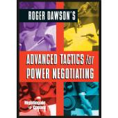 Advanced Tactics for Power Negotiating DVD