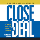 Close the Deal CD Version