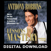 Lessons in Mastery MP3 Version