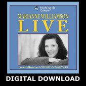 Marianne Williamson Live! Digital Download