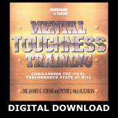 Mental Toughness Training MP3 Version