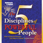 The 5 Disciplines of Powerful People