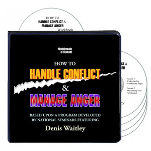How to Handle Conflict and Manage Anger CD Version