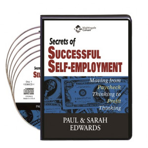 Secrets of Successful Self-Employment CD Version