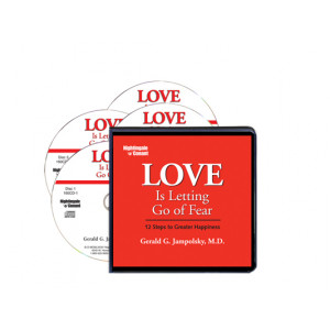 Love is Letting Go of Fear CD Version
