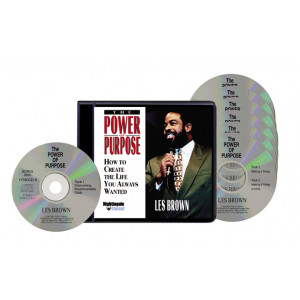 The Power of Purpose CD Version
