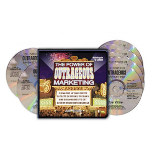The Power of Outrageous Marketing CD Version