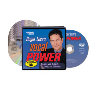 Vocal Power CD/DVD Version