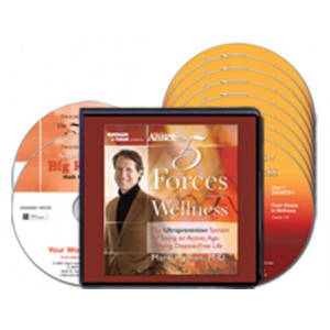 The 5 Forces of Wellness CD Version