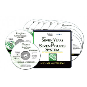 The Seven Years to Seven Figures System CD Version