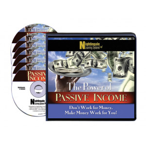 The Power of Passive Income CD Version