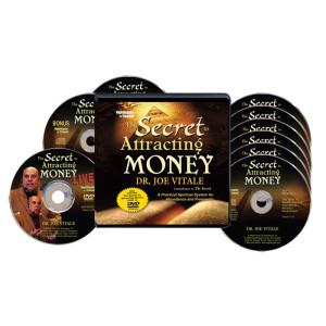 The Secret to Attracting Money CD/DVD Version