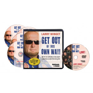 Get Out of Your Own Way! CD Version