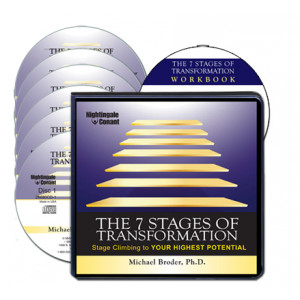 The 7 Stages of Transformation CD Version