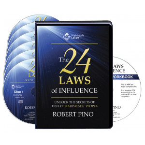 The 24 Laws of Influence CD Version