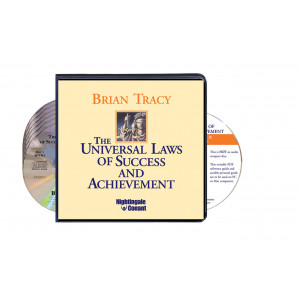 The Universal Laws of Success and Achievement CD Version