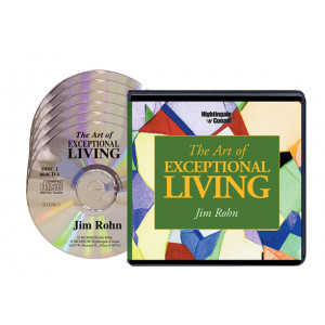 The Art of Exceptional Living CD Version