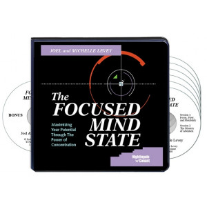 The Focused Mind State CD Version