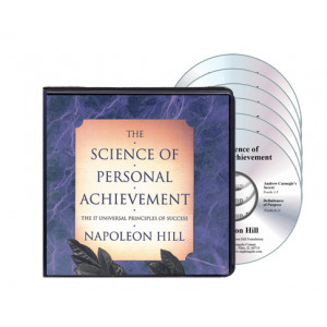 The Science of Personal Achievement CD Version