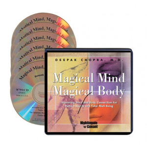 Magical Mind, Magical Body CD Version