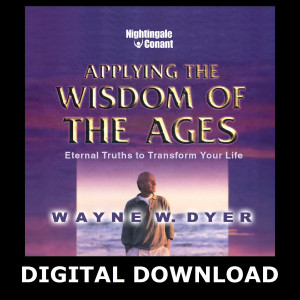 Applying the Wisdom of the Ages Digital Download