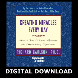 Creating Miracles Every Day Digital Download