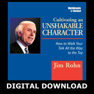 Cultivating an Unshakable Character Digital Download