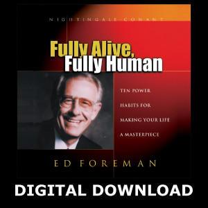 Fully Alive, Fully Human Digital Download