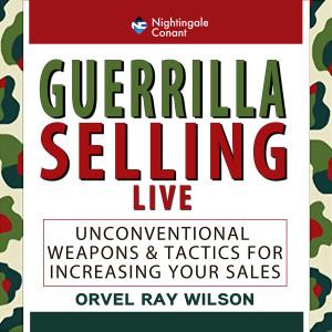 Guerrilla Selling LIVE