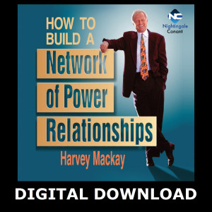 How to Build a Network of Power Relationships Digital Download