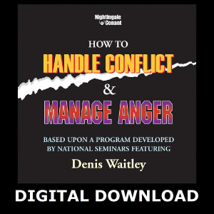 How to Handle Conflict and Manage Anger MP3 Version