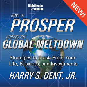 How to Prosper During the Global Meltdown CD Version