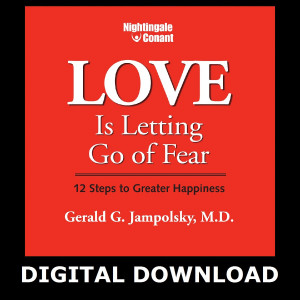 Love is Letting Go of Fear Digital Download