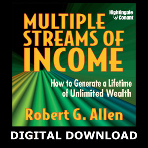 Multiple Streams of Income MP3 Version