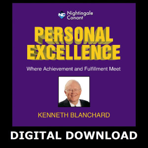 Personal Excellence MP3 Version