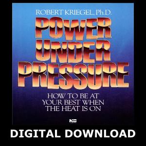 Power Under Pressure Digital Download