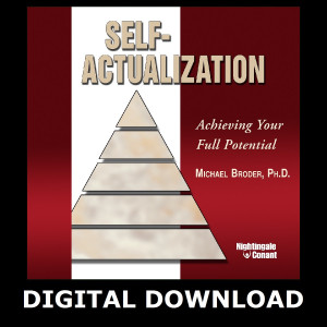 Self-Actualization MP3 Version