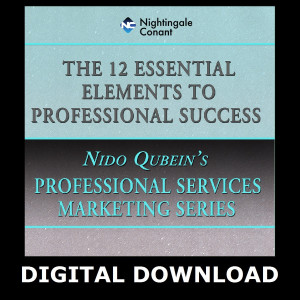 The 12 Essential Elements to Professional Success Digital Download