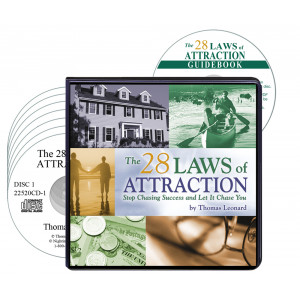 The 28 Laws of Attraction CD Version