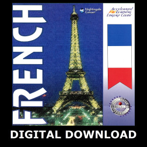 The Accelerated Learning French System MP3 Version