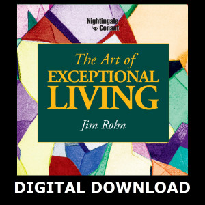 The Art of Exceptional Living MP3 Version