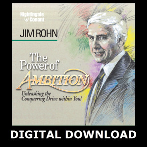 The Power of Ambition MP3 Version