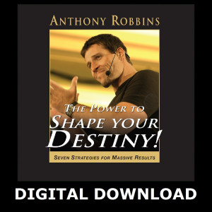 The Power to Shape Your Destiny MP3 Version