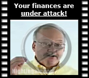 Your finances are under attack!