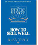 effective manager sell well brian tracy thumbnail
