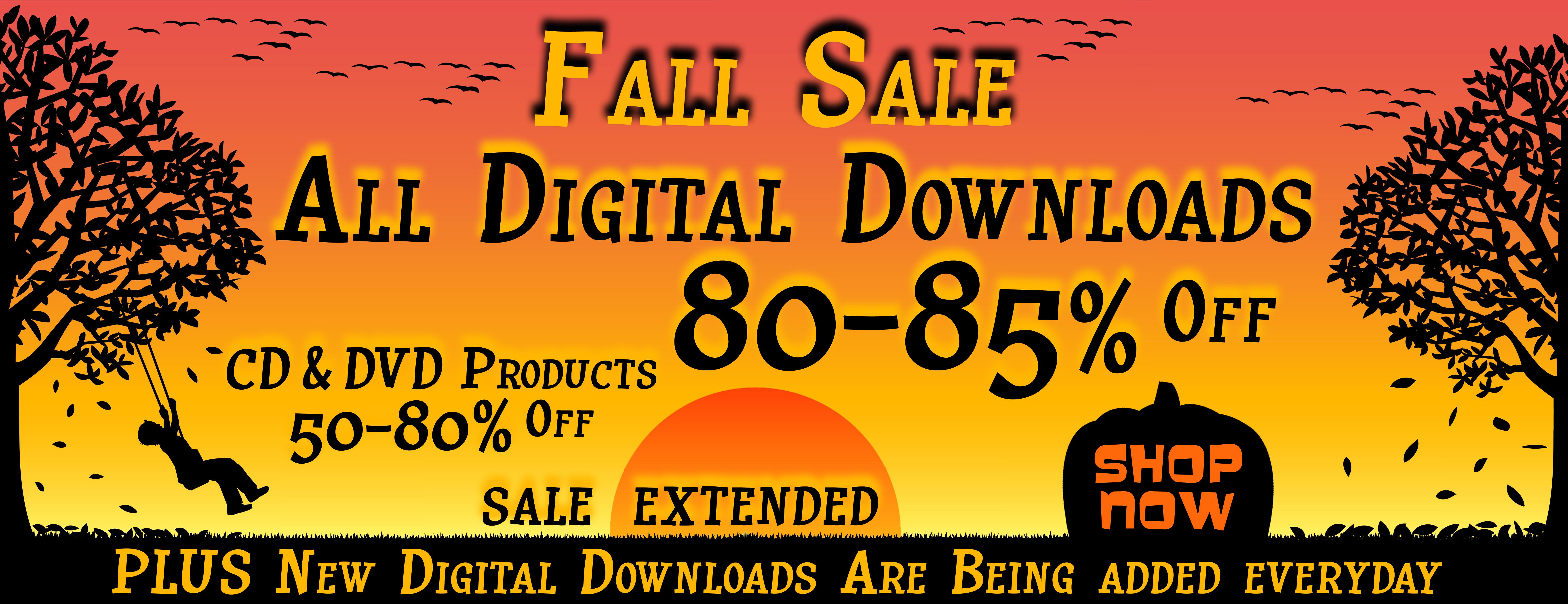 Nightingale Fall Digital Sale