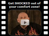 Get SHOCKED out of your comfort zone!