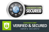 SSL site seal - click to verify