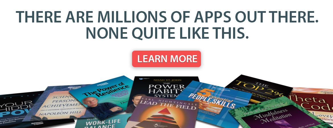There are millions of Apps out there. None quite like this. Learn More.