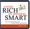 living rich by spending smart thumbnail